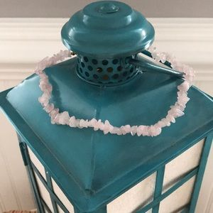 Accessories - Rose Quarz Necklace
